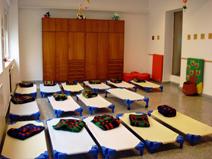 Sala de descanso Colegio Ntra Sra Lourdes Burgos