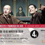 Obra de Teatro San Francisco de Asís