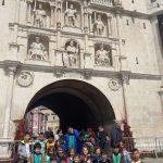 1º EPO visita el Arco de Santa María
