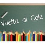 Vuelta al cole 2019-2020