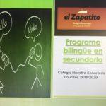 Programa Bilingüe en ESO